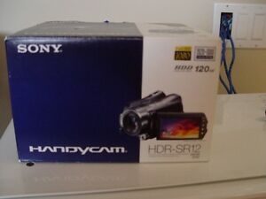 Sony Digital HD video camera recorder
