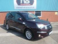 2014 Ssangyong Turismo 2.0 e-XDi EX T-Tronic 4WD Selectable 5dr MPV Diesel Autom