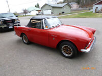 1967 Sunbeam Tiger  recreation 289 4 speed posi traction