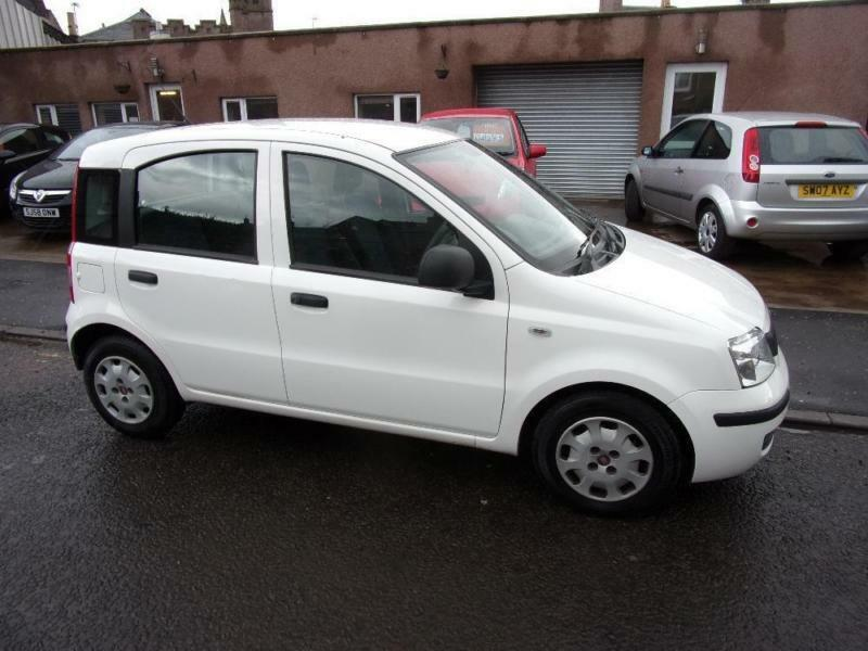 fiat panda 1 2 active 2011 petrol manual in white in brechin angus gumtree. Black Bedroom Furniture Sets. Home Design Ideas