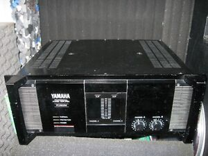 YAMAHA PA AMPLIFIER FROM ONTARIO PLACE