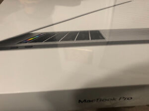 "2018 MacBook Pro 15"" 512gb 2.6GHz 8th-generation Core i7"