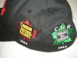 CANADIAN NATIONAL RAILWAY ITEMS