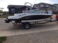 2011 Chaparral 186 SSI Wide Tech, Only 20 hrs!! Financing avail