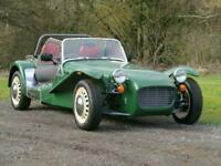 2017 Caterham Super Seven Sprint Petrol green Manual