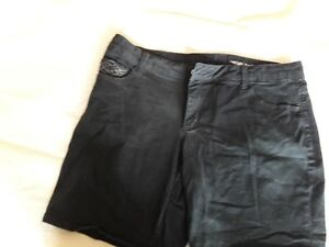 Lee designer shorts with detail!  Size 18