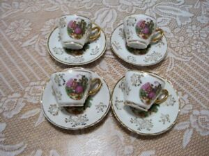 Small teacups and saucers $5 each