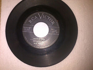 ELVIS PRESLEY LOST RECORDS 1957CANADIAN RCA 45RPM JAILHOUSE ROCK Cambridge Kitchener Area image 7