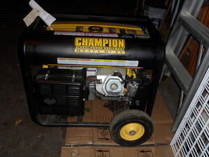 HEAVY DUTY CHAMPION GENERATOR (7200 TO  9000) Cornwall Ontario image 4