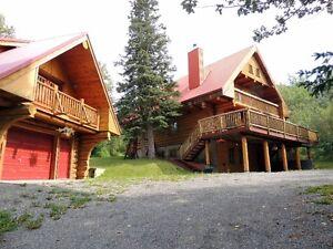 Deagle Log Home Folding Mtn Villiage-Hinton / Jasper
