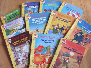 Livres de Géronimo Stilton