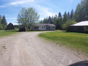 37 Acre Hobby Farm w/ newer home, plenty of outbuildings
