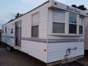 8x38ft BEACH-HOUSE / 2. BED / 6500$ must sell