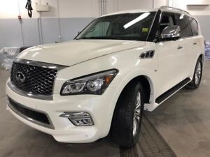 2017 Infiniti QX80 8-Passenger, loaded, $375 BW