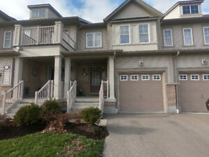 Immaculate 3 Bedroom 4 Bath 2 Storey Townhouse in Port Whitby