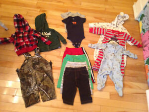 baby boy clothes 6 months