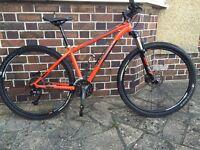 Trek X-Caliber 7 Mountain Bike, 17.5 inch frame