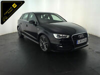 2013 AUDI A3 S LINE TDI DIESEL 1 OWNER FROM NEW SERVICE HISTORY FINANCE PX