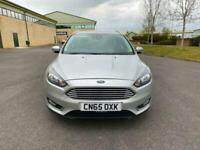 2015 (65) Ford Focus 1.6 Petrol 125 Titanium Estate Automatic