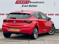 2019 Vauxhall Astra 1.6 CDTi 16V 136 Griffin 5dr Hatchback Hatchback Diesel Manu