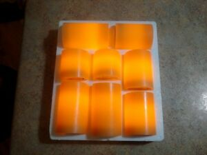 72 battery operated candles for Wedding or partys Cambridge Kitchener Area image 3