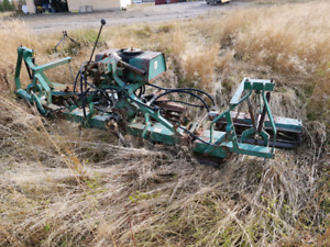 Grass cutter for large tractor