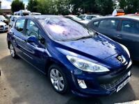 2008 Peugeot 308 1.6 VTi ( 120bhp ) SE #FinanceAvailable