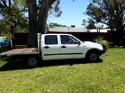 Holden Rodeo 2007 LX RA Dual Cab Kardinya Melville Area Preview