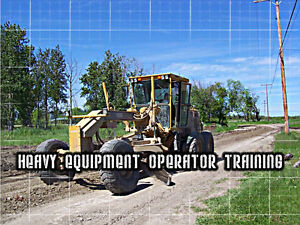 HEAVY EQUIPMENT OPERATOR TRAINING - SPRING 2017! Edmonton Edmonton Area image 5
