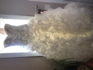 Eddy K Milano wedding Dress size 4