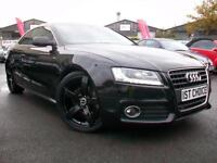 2010 AUDI A5 TDI S LINE SPECIAL EDITION 170 BHP STUNNING VEHICLE GREAT VALUE CO