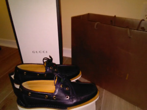 Gucci shoes/ Souliers Gucci