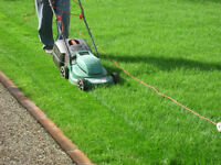 LAWN MOWING/WEEDING IN NIAGARA REGION