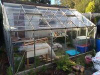 Large Eden Greenhouse