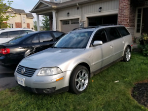 2004 Volkswagon Passat Wagon LOOKING FOR A TRADE