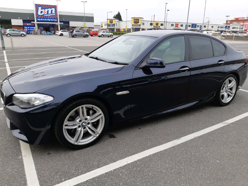 Bmw 5 Series 530d M Sport 2011 In Doncaster South Yorkshire