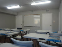 classroom for hourly renting