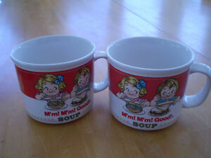 CAMPBELLS SOUP MUGS AND SOUP TUREEN Windsor Region Ontario image 1