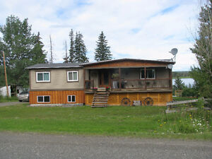 WOW, new price!!  Lovely waterfront property on Gold Pan Lake