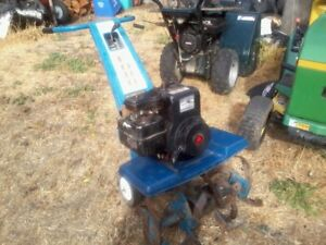 5 HP FORD ROTOTILLER,IN GOOD CONDITION