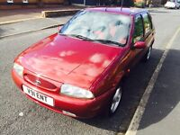 Ford Fiesta Zetec 1999 ONLY 44,000 miles