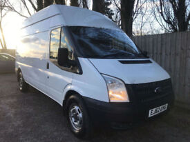 2012 62 Ford Transit 2.2TDCi 125PS EU5 RWD 350L 350 LWB HIGH ROOF 38.2 MPG PX