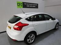 FORD FOCUS 1.6 ZETEC TDCI BUY FOR ONLY £26 A WEEK *FINANCE* £0 DEPOSIT AVAILABLE