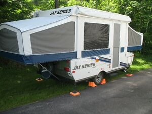 2008 JAYCO TENT TRAILER - NEW PRICE