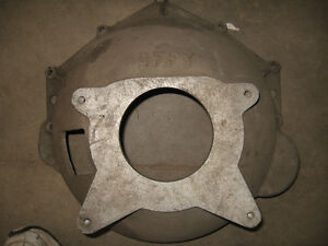 Extremely rare OFFY (Offenhauser) chev to ford toploader adapter London Ontario image 3