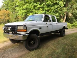 1993 Ford F-350 XL Pickup Truck