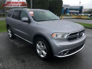 2015 Dodge Durango Limited  - Bluetooth -  power seats -  heated
