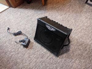 Traynor TVM10 Portable Guitar/Instrument Amplifier