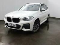 2020 BMW X3 xDrive20d M Sport 5dr Step Auto Estate Estate Diesel Automatic