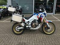 2020 Honda Africa Twin CRF1100D4L2ED (20MY) Automatic Adventure Petrol Automatic
